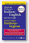 Mirriam Webster Italian-English Dictionary
