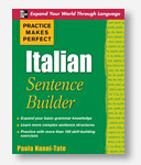 Practice Makes Perfect: Italian Sentence Builder