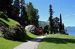The Gardens of Villa Melzi
